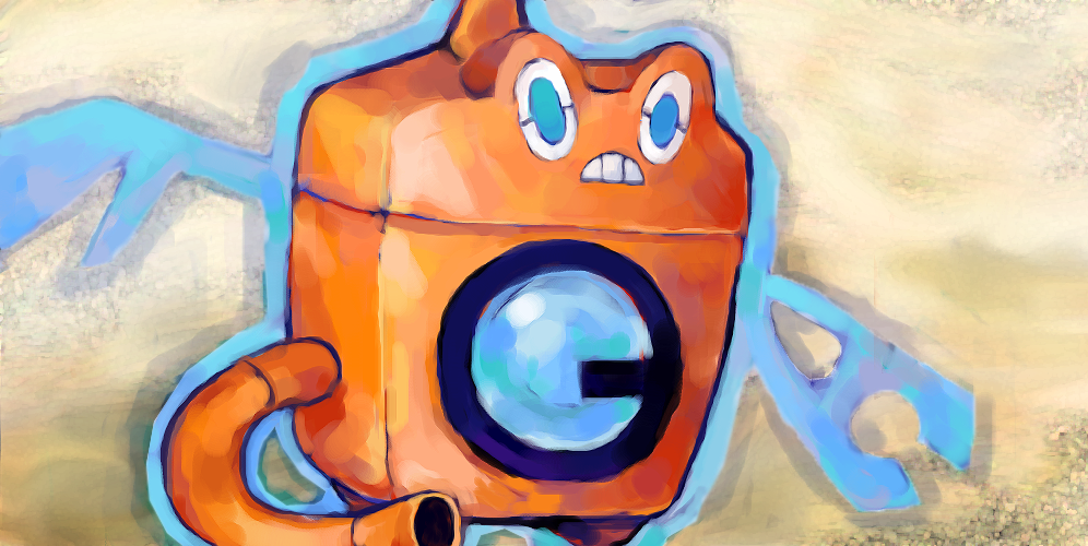 rotom w by sailorclef
